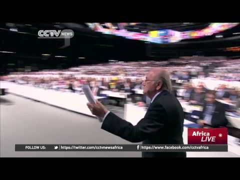Blatter claims fifth term in office