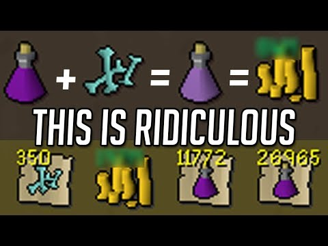 Making These New Potions Is RIDICULOUS..