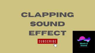 Clapping Sound Effect
