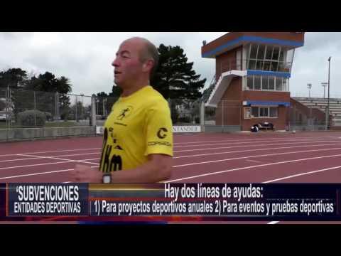 Subvenciones para entidades deportivas 2017