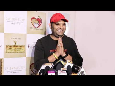 Kapil Sharma Talks About MARRIAGE With Gf Preeti Simone & Comeback show with Sunil Grover