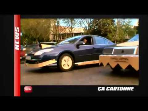tuning carton emission m6 turbo du 21 octobre 2012 youtube. Black Bedroom Furniture Sets. Home Design Ideas