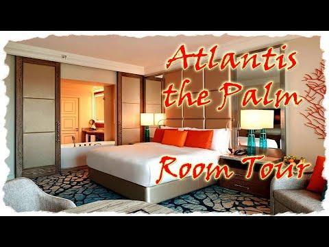 Atlantis the Palm Hotel Dubai🇦🇪  – Imperial Club [King Room] Tour 2019 4K