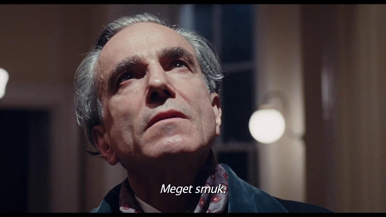 Den skjulte tråd - Dansk trailer 1 (Universal Pictures) HD – I biografen 15. februar