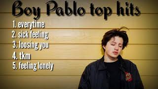 Best song (Boy pablo) top hits