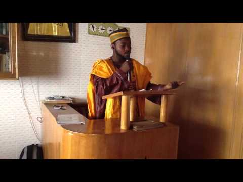 THE  REASON WHY OUR  DU'A  IS  NOT  ANSWERD ,    PART 2     AT  ACCRA POLY CAMPUS
