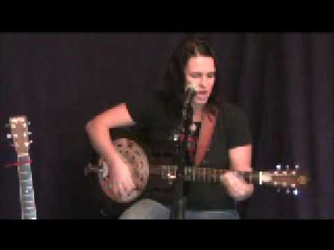 "Carinda Christie singing ""Mumma"" and ""Beautiful Girl""."