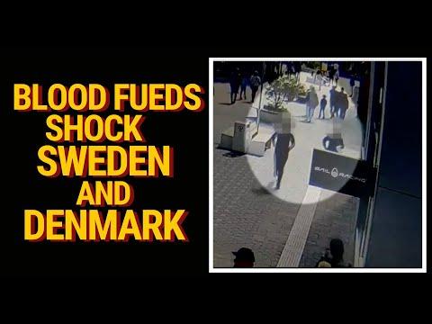 Culture-Enriching Gang War in Scandinavia