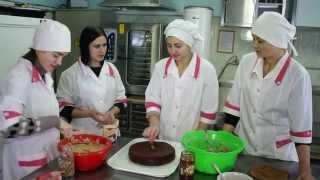 видео 2012-09-12 Урок в группе поваров