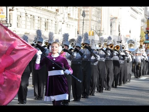 Band Trips to Macy's Thanksgiving Day Parade with Music Travel Consultants