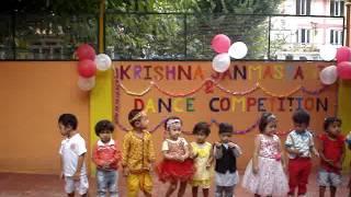 dancing in aa ko anar khaula rhymes