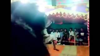 Indian Sexy Girls High Level Breast Jatra dance