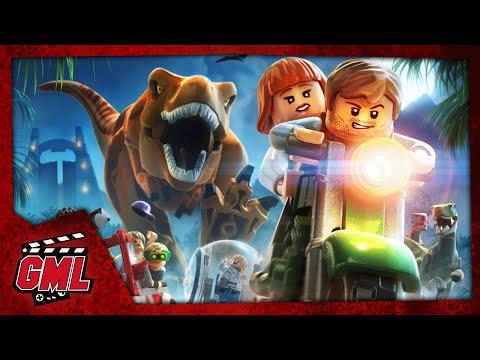 LEGO JURASSIC WORLD - FILM COMPLET FRANCAIS