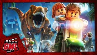 LEGO Jurassic World - Film complet Français