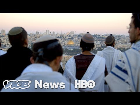 Trump Set To Torch Middle East With Jerusalem Decision for America's Religious Right (HBO)
