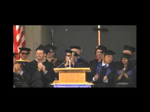 Haas School of Business Undergraduate Commencement Ceremony 2014