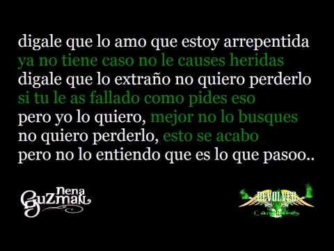 El Hombre Que Murio de Amor-Revolver Cannabis ft. Nena Guzman[[2012]]..con letraa . Espinoza Paz