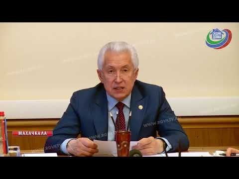 Глава Дагестана призвал поддержать бизнес в тяжелое время