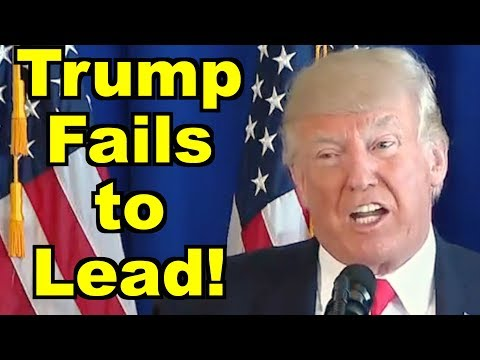 Trump Fails to Lead! - Donald Trump, Lindsey Graham & MORE! LV Sunday LIVE Clip Roundup 225