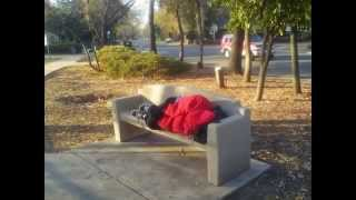 Redding California - Global Homeless Day