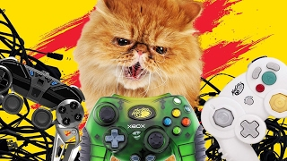 The 16 Worst and Weirdest Mad Catz Controllers Ever - Up At Noon Live!