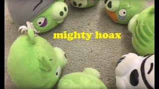 Angry Birds Plush | A Mighty Hoax | angry birds