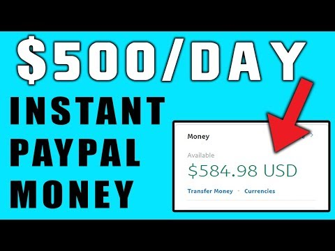 How To Earn Money On Paypal (3 EASY STEPS)