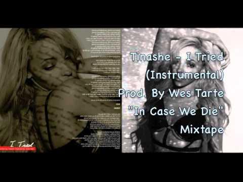 Tinashe - I Tried (Instrumental) (Prod. By Wes Tarte)