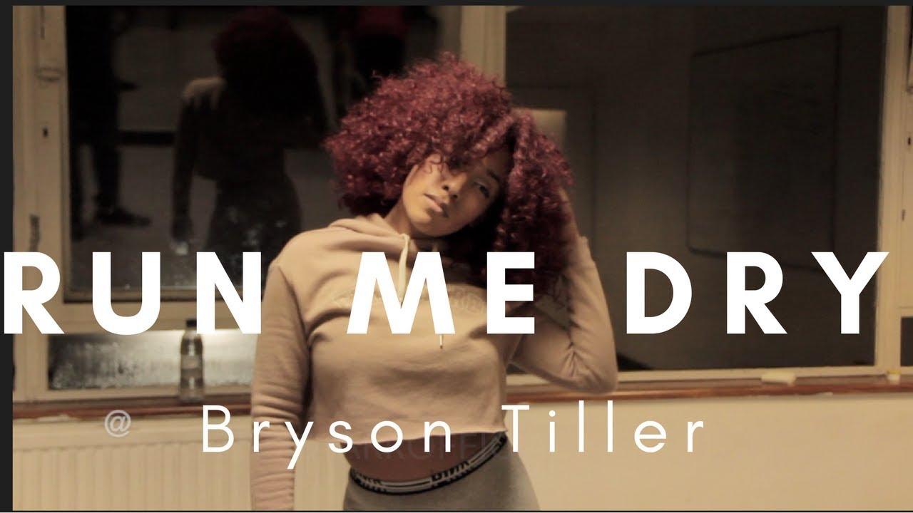 Bryson Tiller   Run Me Dry   Choreography by Phoenix Starr   Filmed by AstuteVibe