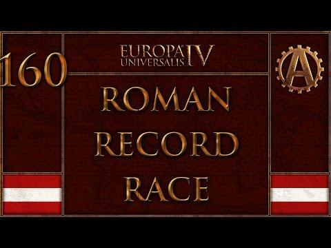 EUIV The Holy Roman Record Race 160