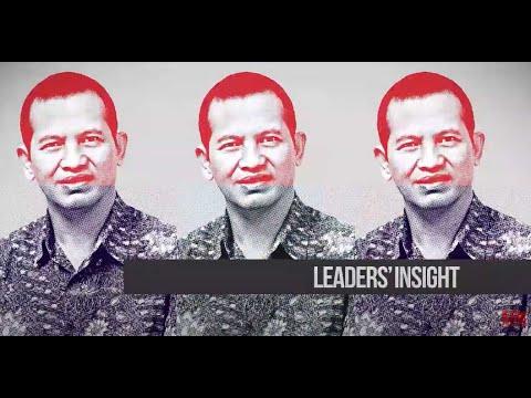Leaders Insight Bersama Iwa Gartiwa (Ketua Kadin Kota Bandung)