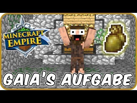 GAIA'S AUFGABE AN MICH! - Minecraft EMPIRE 🍖 #30 | Earliboy