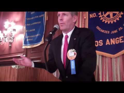 "Rotary LA5: Laine Wagenseller Presents ""The Story of Adolf""_March 22, 2013"