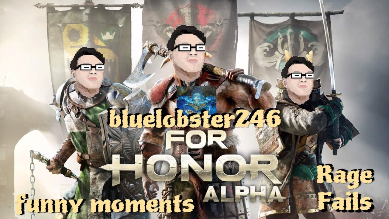 Download For honor funny moments! (Clutches, Fails, Rage and more XD)