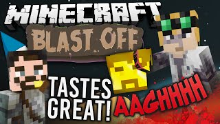 Minecraft Mods - Blast Off! #68 - EATING HEADS
