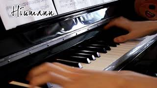 打上花火 Uchiage Hanabi DAOKO 米津玄師 Piano Cover