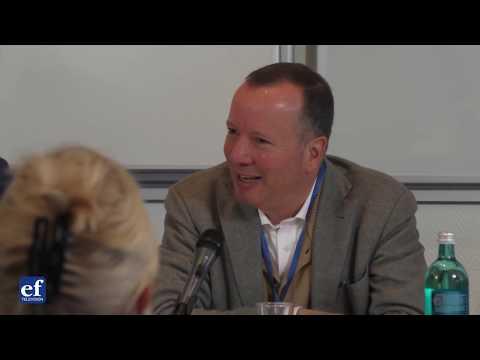 ef-Zukunftskonferenz 2019 (Teil 4 von 16): Podiumsdiskussion
