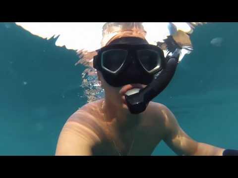 Прозрачное море в Алупке