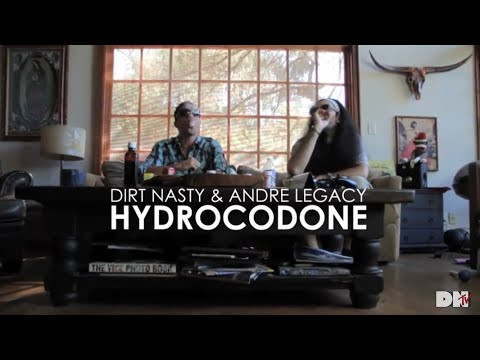 Dirt Nasty  Hydrocodone feat. Andre Legacy Cat Version