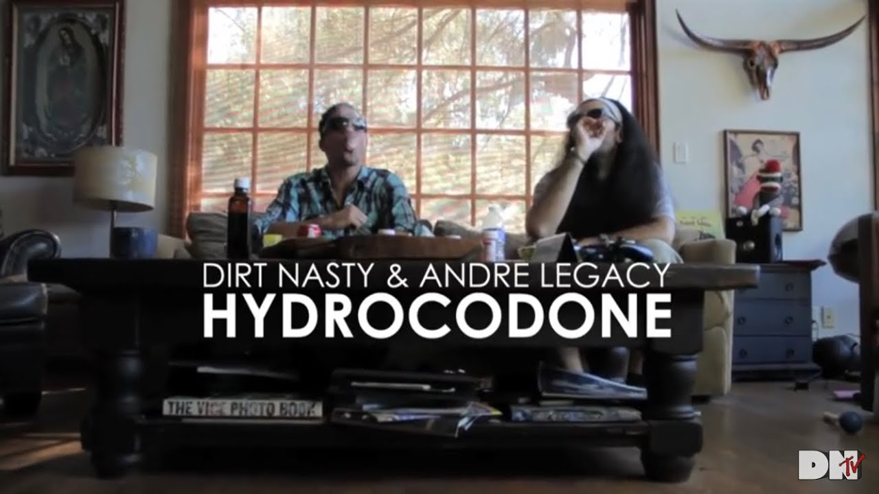 Dirt Nasty  Hydrocodone Feat Andre Legacy [cat Version
