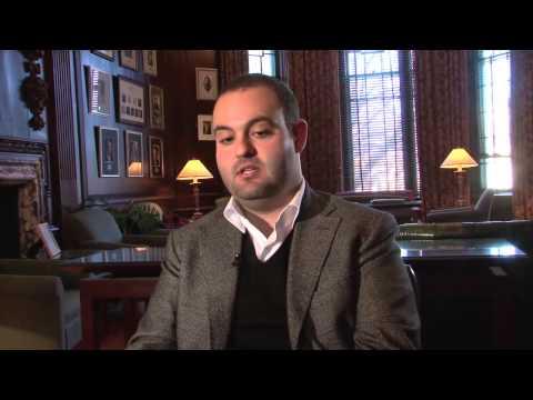 Meet McGill Law Students: Waleed Bishouty
