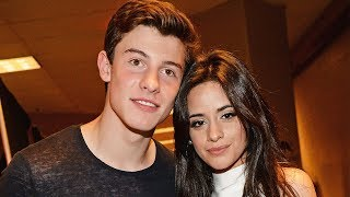 """Shawn Mendes GUSHES Over Camila Cabello & Says She Was First To Hear """"In My Blood"""""""