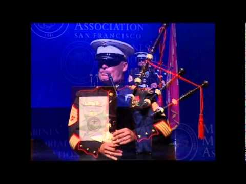 Marine Corps Bagpiper Opening Set