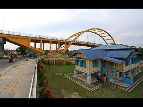 Sejarah Pekanbaru Ibu Negeri Provinsi Melayu Riau - Indonesia