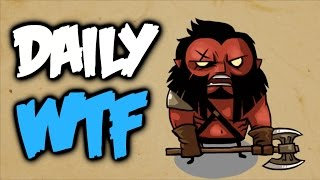Dota 2 Daily WTF - 1º Blood