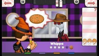 Papa's Scooperia To Go! - Halloween Season