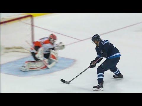Patrik Laine | shootout goal against Philadelphia Flyers | HD
