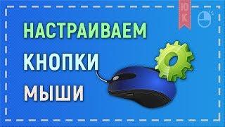 Як налаштувати кнопки миші - XMouseButtonControl
