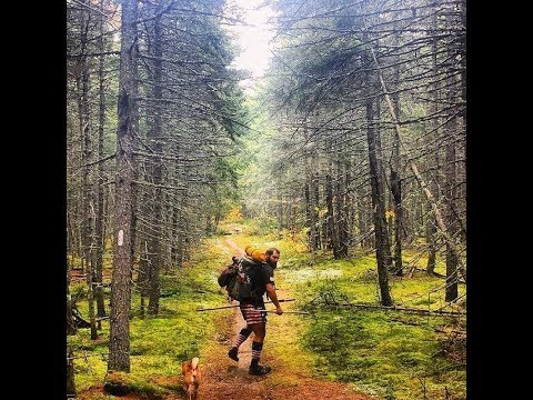 ENTIRE Appalachian Trail in 30 minutes