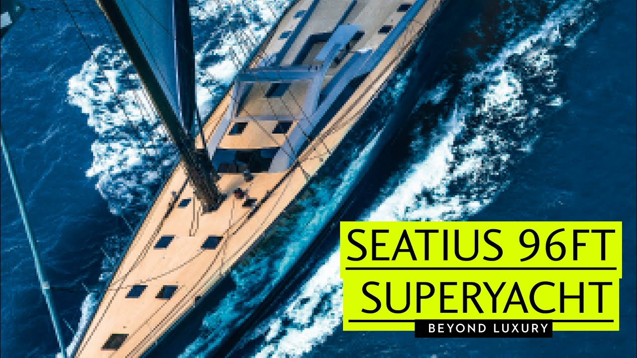 Southern Wind 96 'Seatius'   First Look   Yachting World